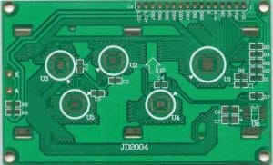 pcb circuit board manufacturing process
