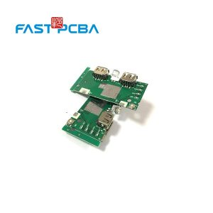 Customized pcb assembly circuit board soldering 1.2mm thickness